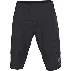 Troy Lee Designs Moto Short Homme, black
